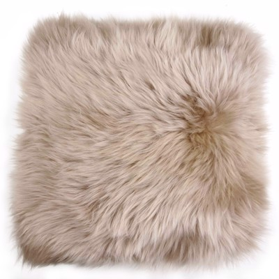 Longwool cushion