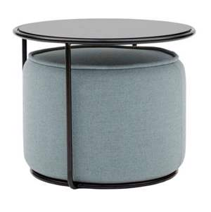 Tom Pouf & Sidetable